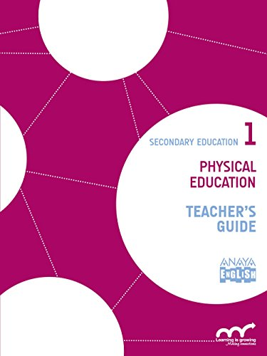 9788467851243: Physical Education 1. Teacher ' s Guide. (Anaya English)