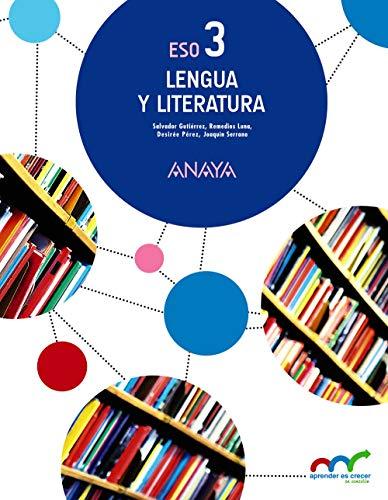 9788467852097: Lengua y Literatura 3. (Aprender es crecer en conexión)