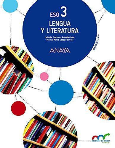 9788467852103: Lengua y Literatura 3. (Aprender es crecer en conexión) - 9788467852103