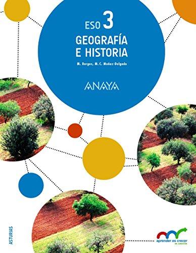 Geografía e Historia, 3º ESO (Paperback)