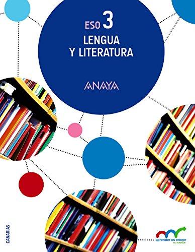 9788467852899: Lengua y Literatura 3. (Aprender es crecer en conexión) - 9788467852899