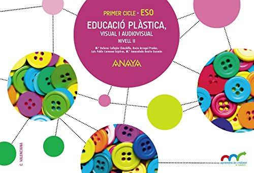 9788467853100: Quadern d ' Educacio Plastica,Visual i Audiovisual. Nivel II.
