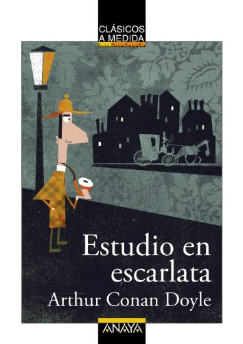 9788467860948: Estudio en escarlata / A Study in Scarlet (Spanish Edition)
