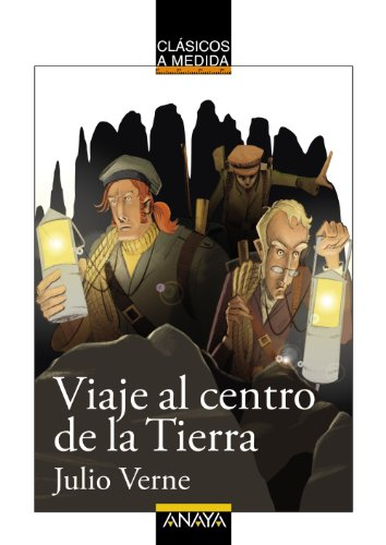 9788467860955: Viaje al centro de la tierra / Journey to the Center of the Earth (Clásicos a Medida) (Spanish Edition)