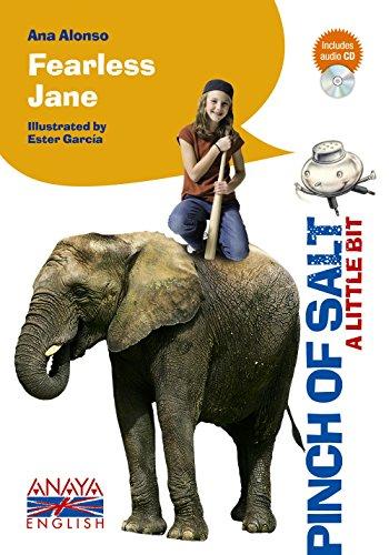 9788467861020: Fearless Jane (Literatura Infantil (6-11 Años) - Pinch Of Salt)