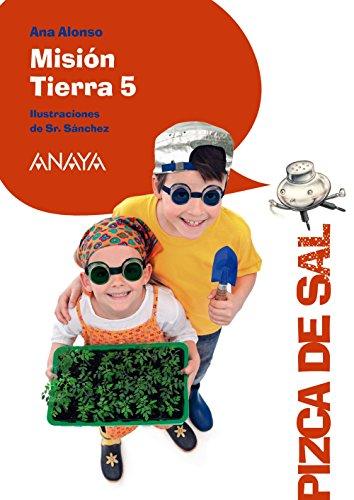 9788467861044: Misión Tierra 5 (LITERATURA INFANTIL (6-11 años) - Pizca de Sal)