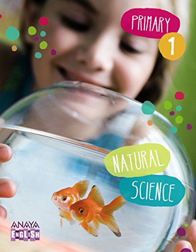 9788467863031: Natural Science 1 (Anaya English) - 9788467863031