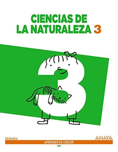 9788467865110: CIENCIAS NATURALEZA 3ºEP 14 C.MANCHA/ARAG/CANTAB. ANACN13EP