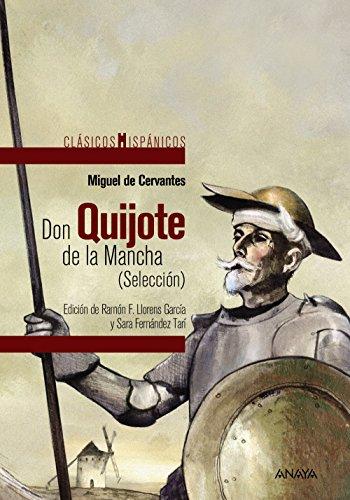 9788467871333: CLH. DON QUIJOTE DE LA MANCHA (SELECCION) (ED.R.J.LLORENS)