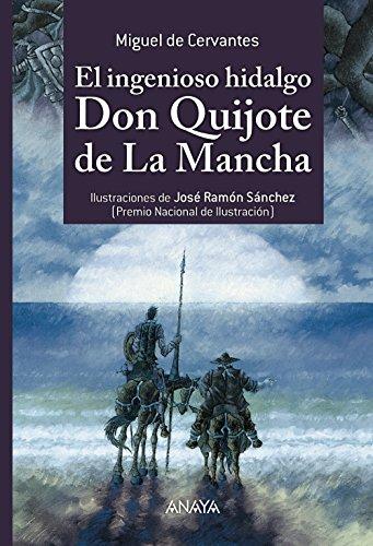 9788467871364: El Ingenioso Hidalgo Don Quijote De La Mancha (Literatura Infantil (6-11 Años) - Libros-Regalo)