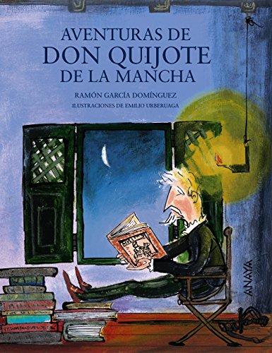 9788467873511: Aventuras de don Quijote de la Mancha (Singulares (anaya))