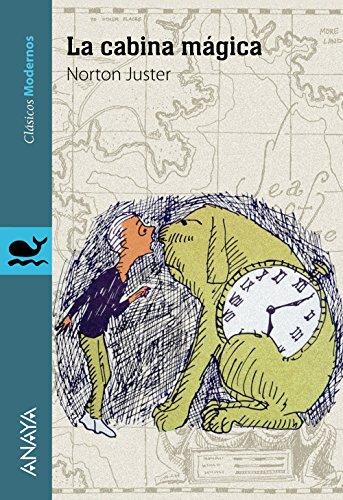 9788467873535: La Cabina Mágica (Literatura Juvenil (A Partir De 12 Años) - Clásicos Modernos)