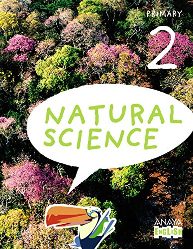 9788467875850: Natural Science 2. (Anaya English)