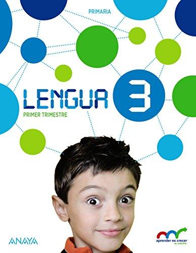 9788467878844: Lengua 3. (Con Lecturas: Los misterios de Lupas 3.) (Aprender es crecer en conexión) - 9788467878844