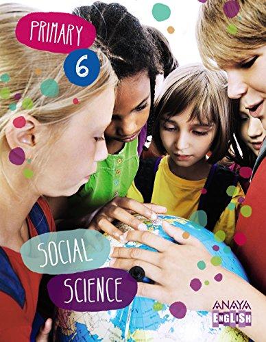 9788467881394: (MAD).(15).SOCIAL SCIENCE 6ºPRIM *SOCIALES INGLES* MADRID