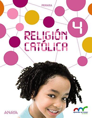 RELIGIÓN CATÓLICA 4.: CRESPO MARCO, VALERO