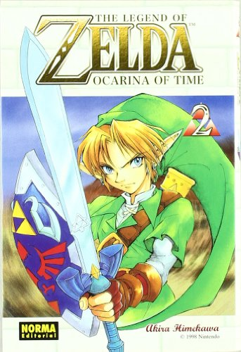 9788467900026: The Legend of Zelda 2: Ocarina of Time