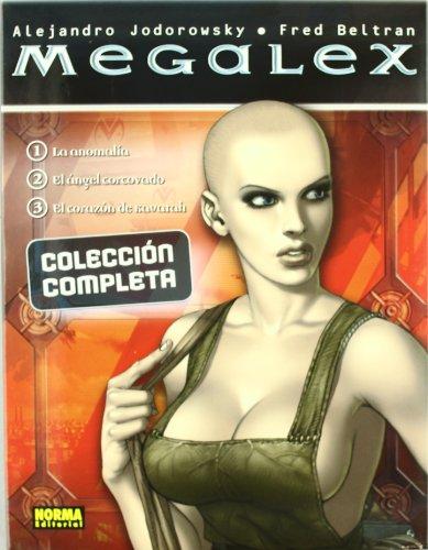 9788467900231: Megalex Cofre (3 Vols.)