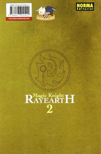 9788467900422: Magic Knight Rayearth 2. 1