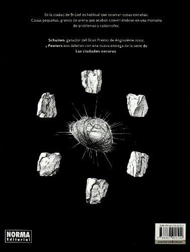 9788467900552: Las ciudades oscuras 7 La teoría del grano de arena / Dark Cities 7 The theory of sand's grain (Spanish Edition)