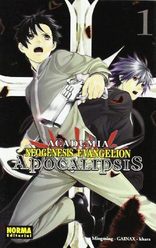 9788467900767: Academia neogenesis evangelion 1 Apocalipsis / Neon Genesis Evangelion 1 Apocalypse (Academia Neogenesis Evangelion / Neon Genesis Evangelion) (Spanish Edition)