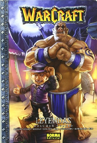 9788467900798: Warcraft 4 Leyendas / Legends (Spanish Edition)