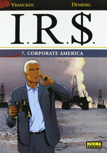 I.R.$ 7 Corporate America (Spanish Edition): Desberg, Stephen