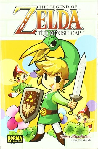 9788467901528: THE LEGEND OF ZELDA 05: THE MINISH CAP (CÓMIC MANGA)