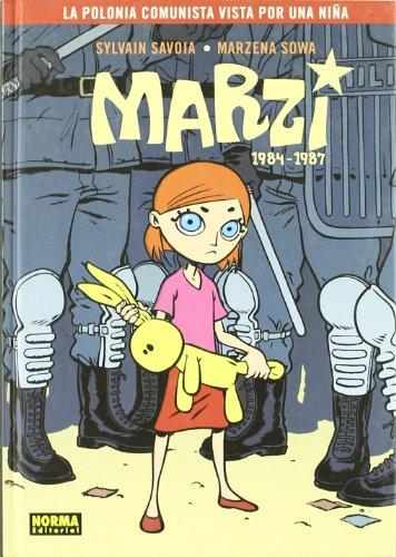 """MARZI 1984-1987 (NÃ""""MADAS) (Spanish Edition) (9788467901818) by Savoia, Sylvain; Sowa, Marzena"""