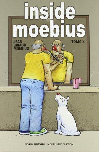 9788467901993: Inside Moebius 2
