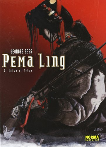 Pema ling 5 Katuk el tulpa / Katuk the Tulpa (Spanish Edition): Bess, Georges