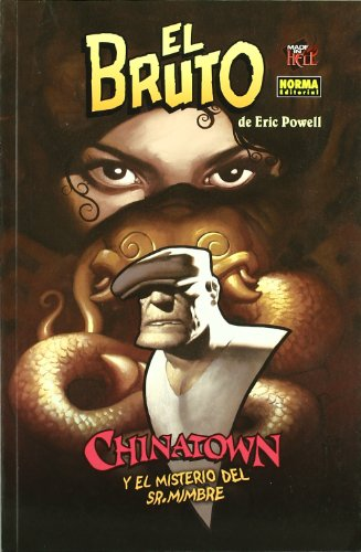 9788467902426: El bruto 6 Chinatown y el misterio del Sr. Mimbre / The Goon 6 Chinatown and the Mystery of Mr. Wicker (Spanish Edition)