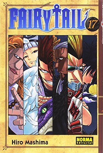 9788467902860: FAIRY TAIL 17