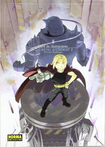 9788467902983: Fullmetal Alchemist 2: Libro de ilustraciones / Artbook (Spanish Edition)