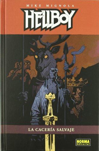 9788467903188: Hellboy 15 La caceria salvaje / The Wild Hunt (Spanish Edition)