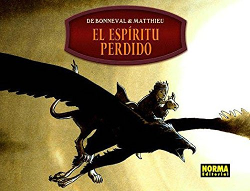 9788467903201: El espiritu perdido / The Lost spirit (Spanish Edition)