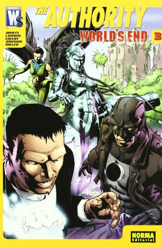 9788467903263: THE AUTHORITY WORLD'S END 3 (WILDSTORM)
