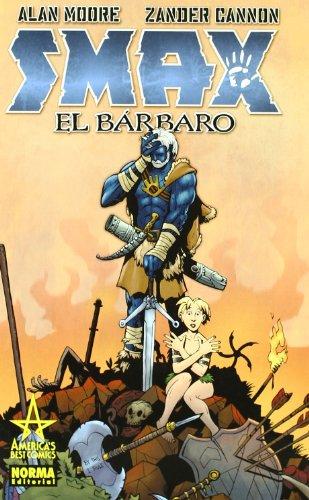 9788467903522: SMAX el barbaro / SMAX the Hero: 1-5 (Spanish Edition)