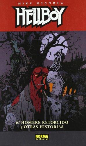 9788467903744: Hellboy: El Hombre Retorcido Y Otras Historias / the Crooked Man and Others (Spanish Edition)