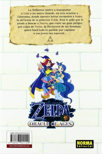 9788467904109: The Legend of Zelda 7: Oracle of Ages