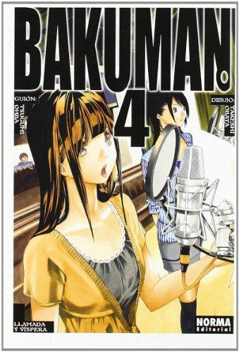 9788467904536: Bakuman 4 (Spanish Edition)