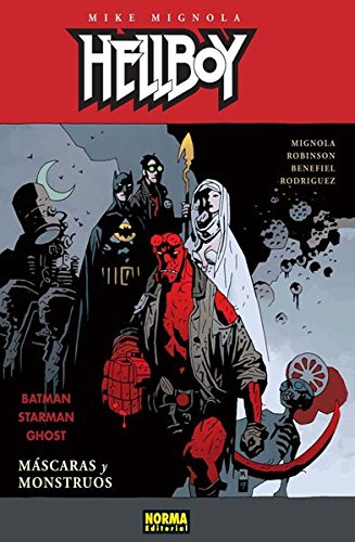 9788467904642: Hellboy: Mascaras Y Monstruos / Masks and Monsters (Spanish Edition)
