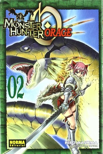 9788467904987: Monster Hunter Orage 2 (Spanish Edition)