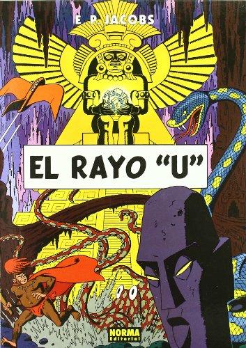 9788467905052: EL RAYO U (BLAKE & MORTIMER)