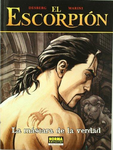 9788467905366: EL ESCORPIÓN 09. LA MÁSCARA DE LA VERDAD (EXTRA COLOR)