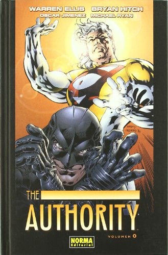 The Authority 0 (Spanish Edition) (9788467905410) by Warren Ellis