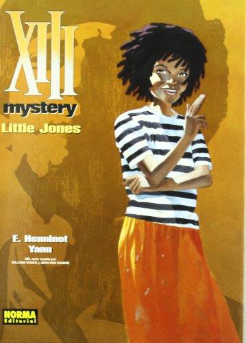 9788467906127: XII mystery 3: Little Jones
