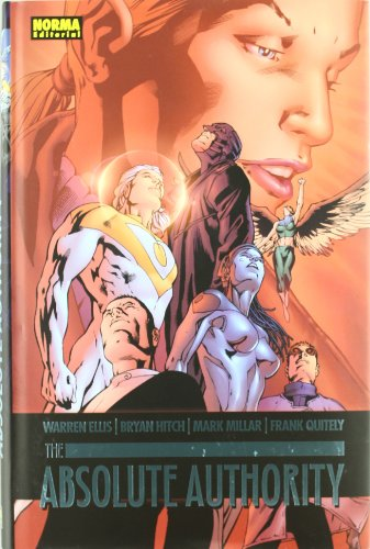 The Absolute Authority (Spanish Edition) (8467906669) by Ellis, Warren; Hitch, Bryan; Millar, Mark; Quitely, Frank
