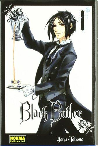 9788467906837: BLACK BUTLER 01 (C�MIC MANGA)