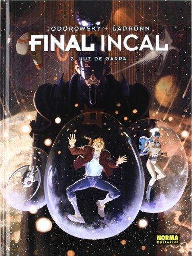 9788467906882: Final Incal 2: Luz De Garra (Spanish Edition)